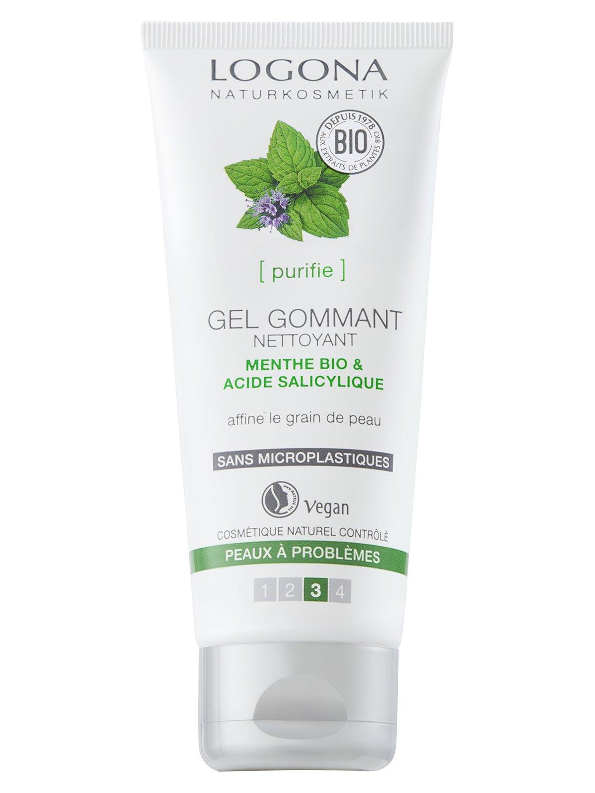 Біо-Гель-ексфоліант для глибокого очищення обличчя (100 мл) | 3967142