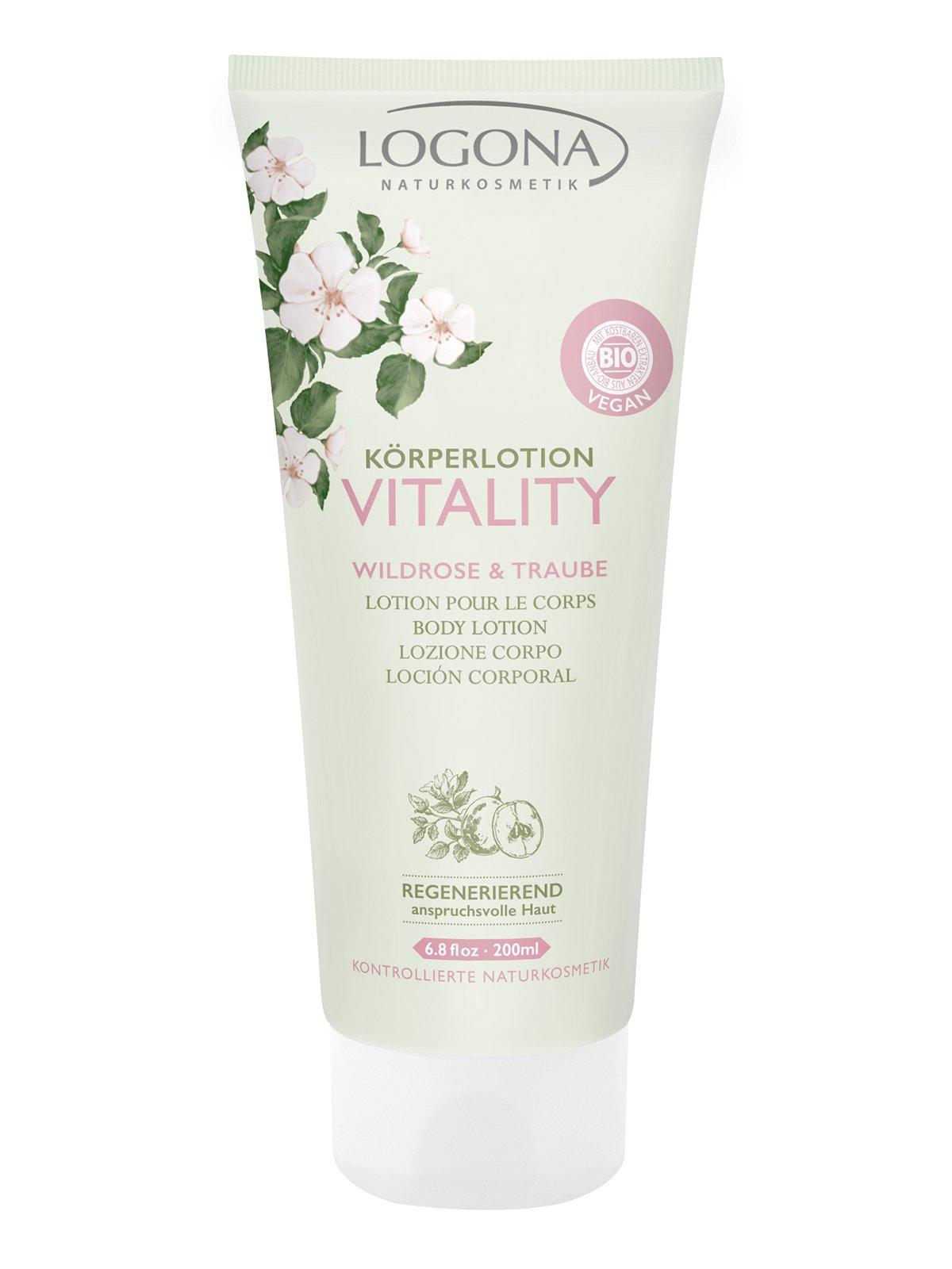 Біо-Лосьйон для тіла Vitality «Троянди і виноград» (200 мл) | 3967162