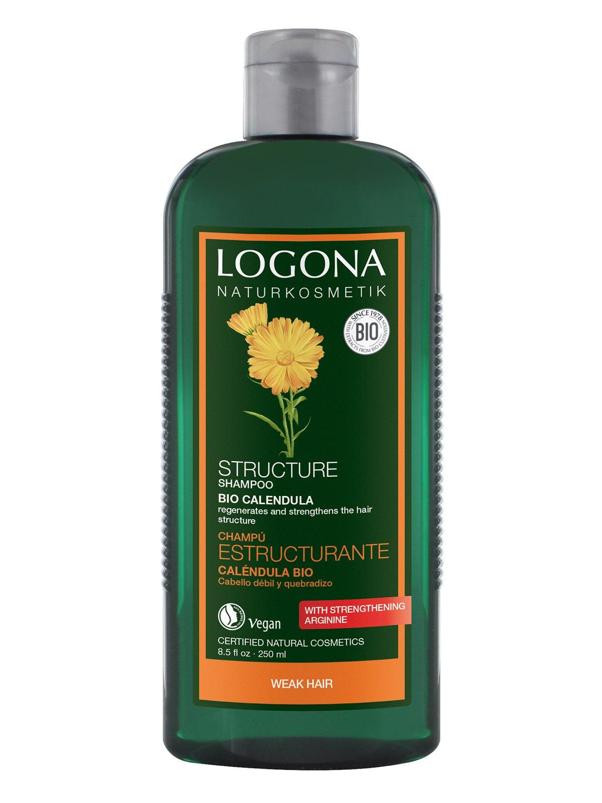 Біо-Шампунь цілющий для ослабленного волосся «Календула» (250 мл)   3967173