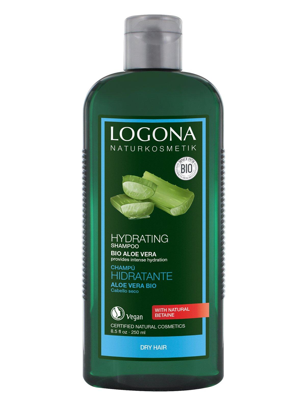 Біо-Шампунь «Зволоження та захист» для сухого волосся з алоє віра (250 мл)   3967181