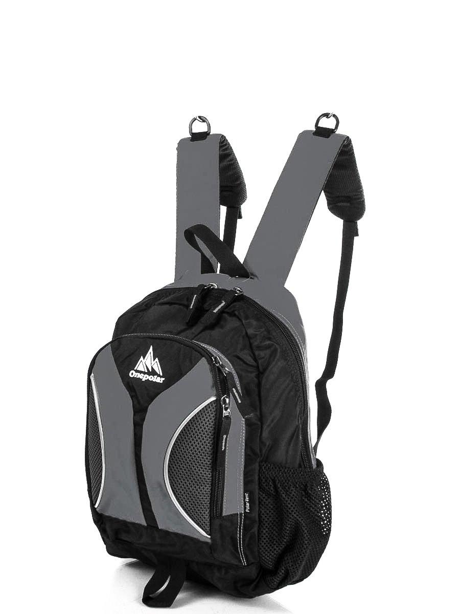 Рюкзак сіро-чорний   3924688   фото 2