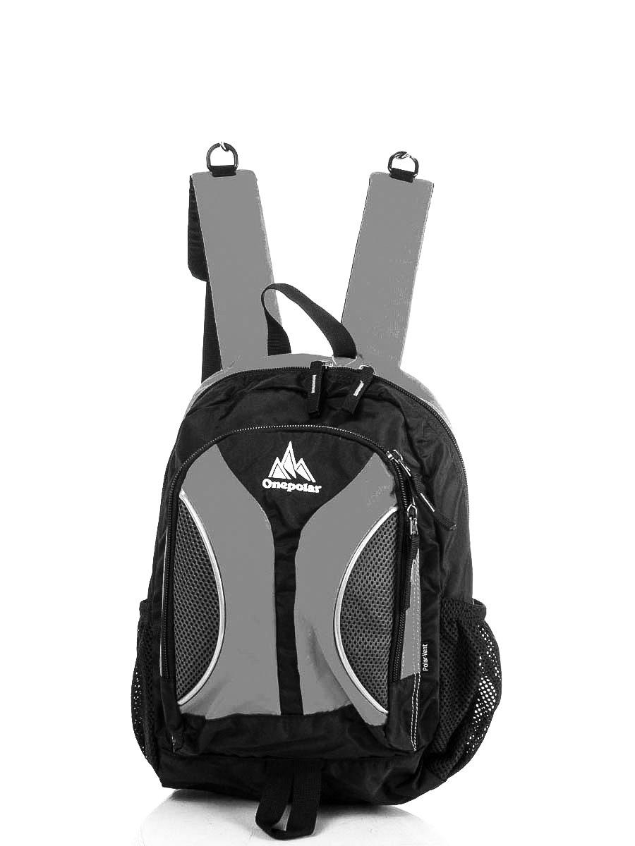 Рюкзак сіро-чорний   3924688   фото 3