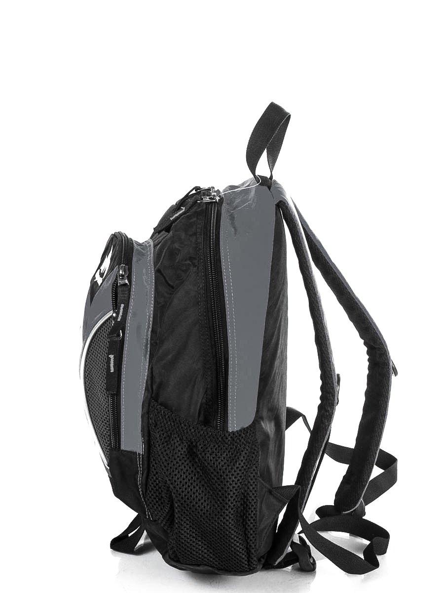 Рюкзак сіро-чорний   3924688   фото 4