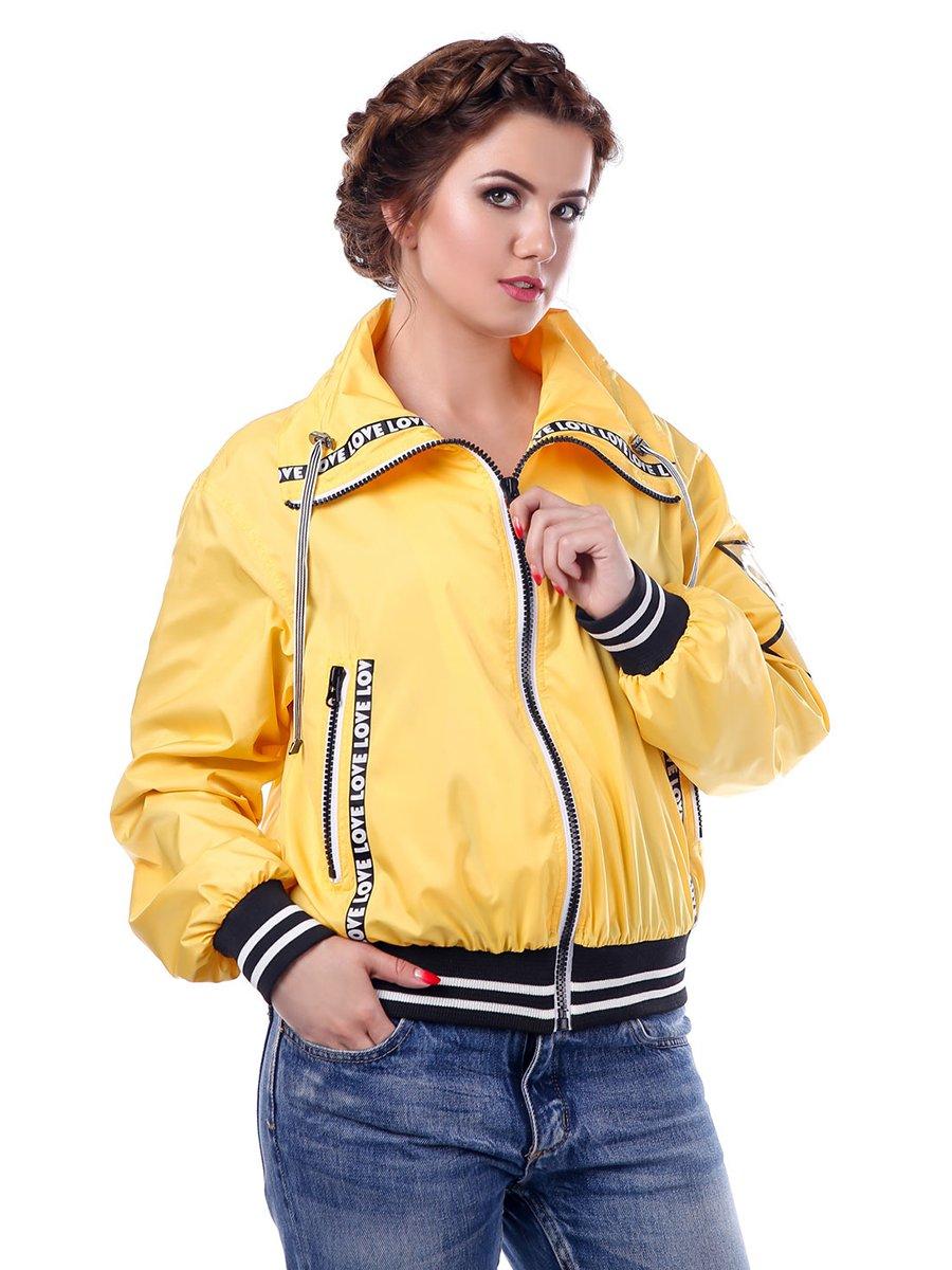 Куртка жовта   3974774