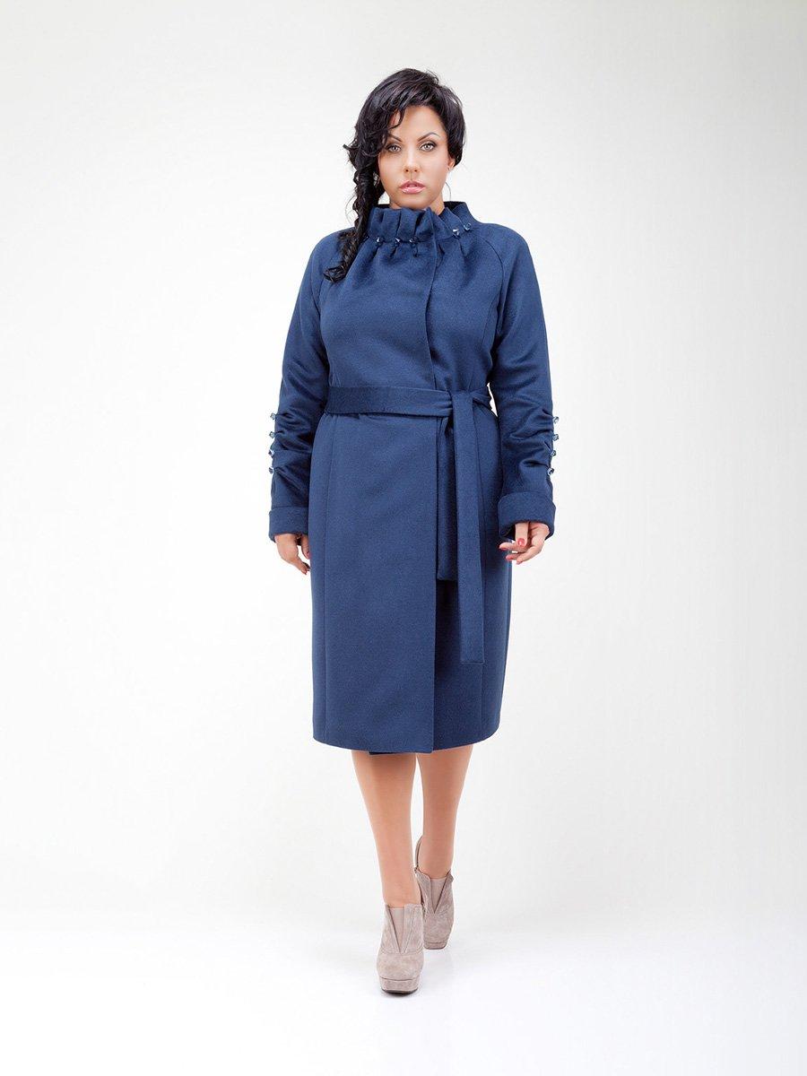 Пальто синее | 3861912