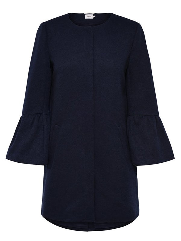 Пальто синє | 3960980
