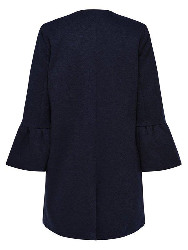 Пальто синее | 3960980 | фото 2