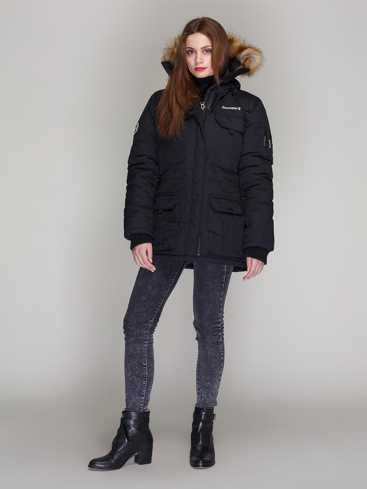 Куртка черная   3964073   фото 4