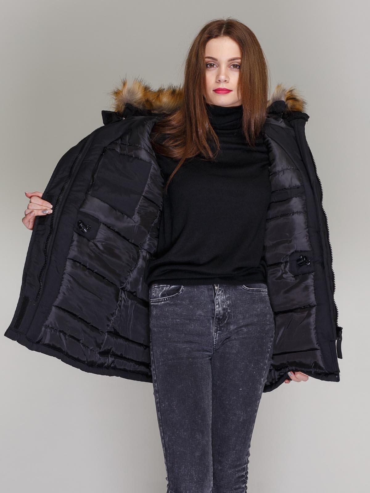 Куртка черная   3964073   фото 5