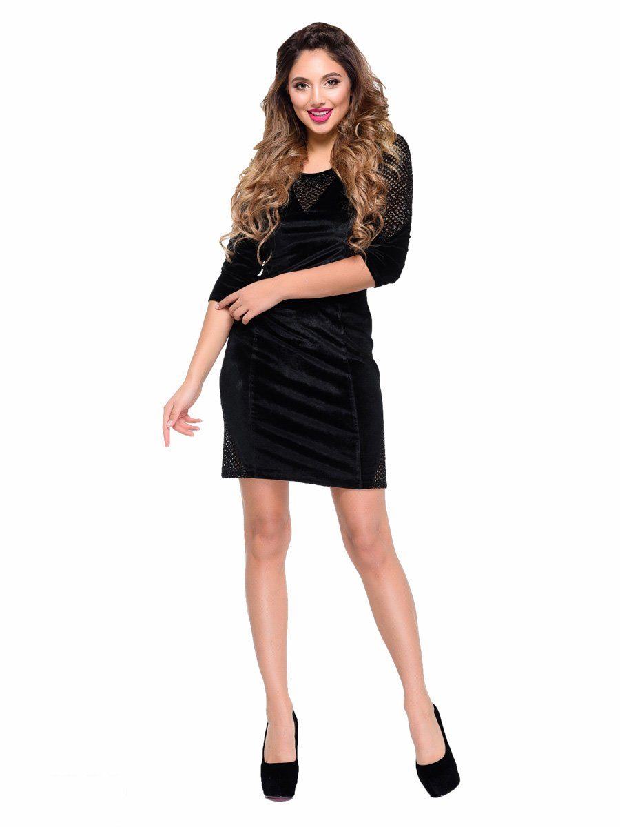 Платье черное   3977420