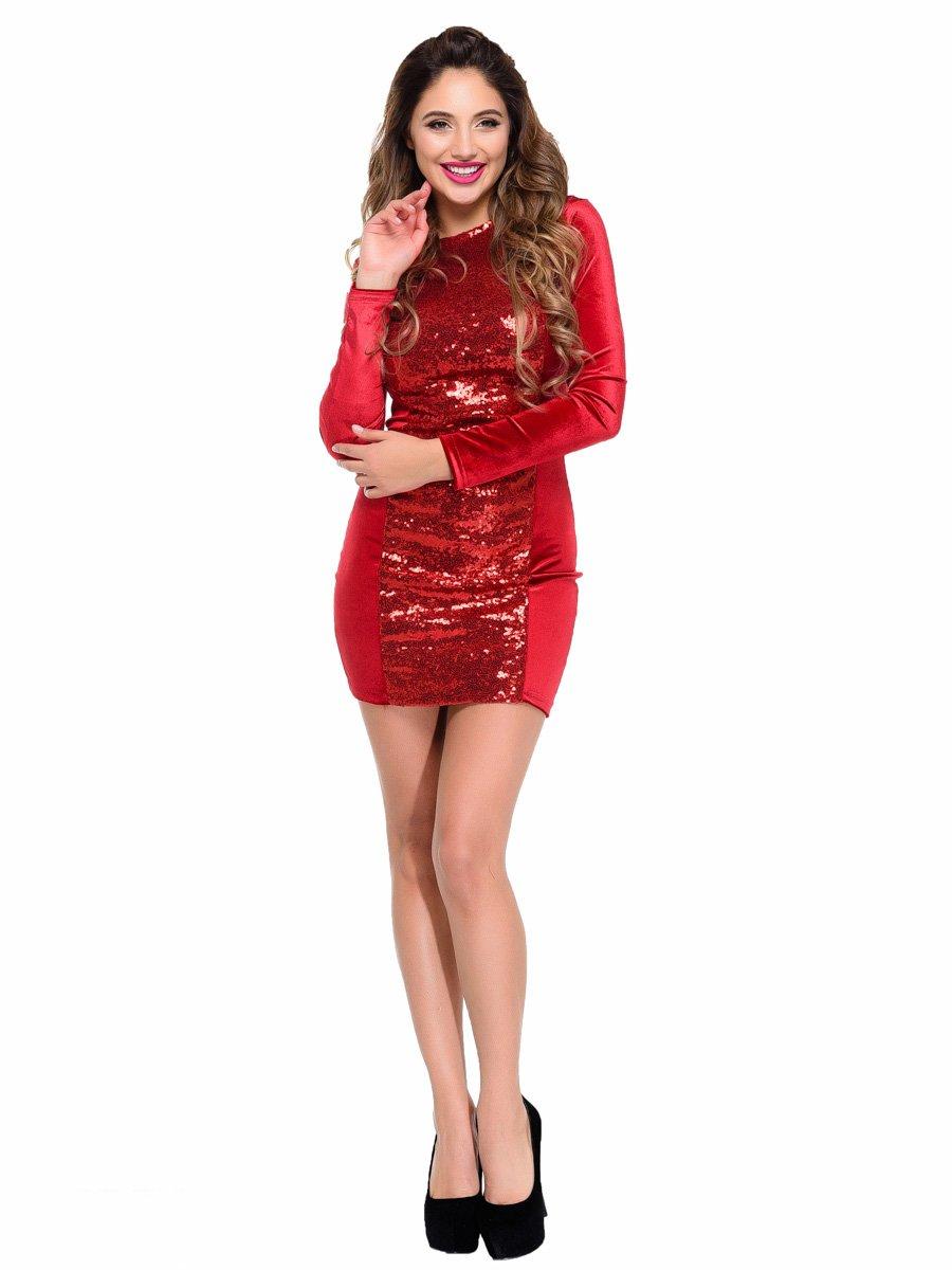Платье красное | 3977423