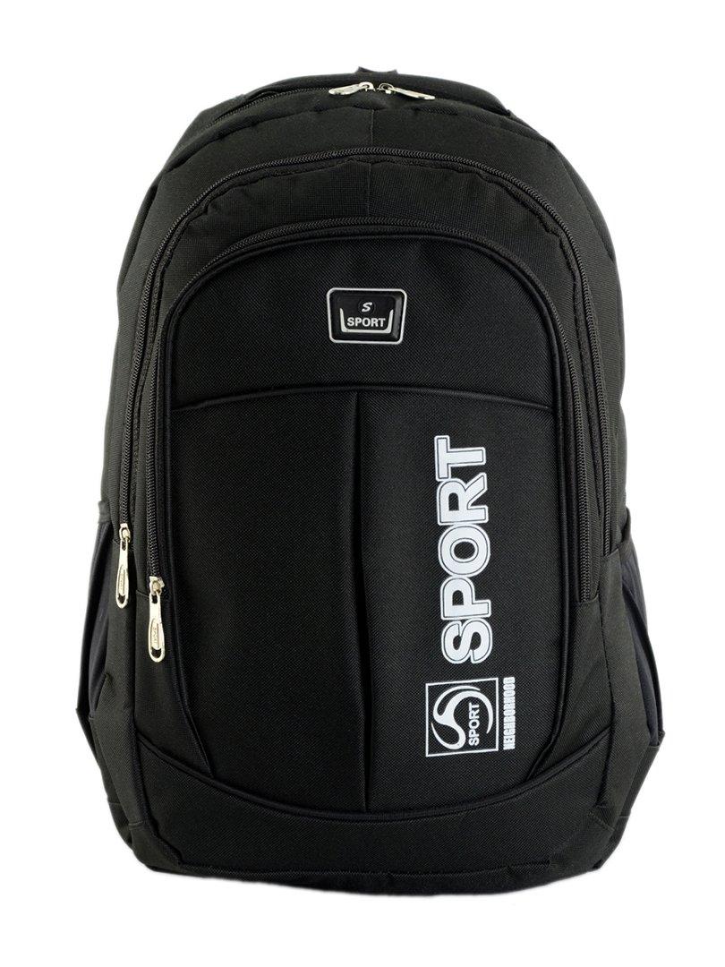 Рюкзак чорний | 3989525