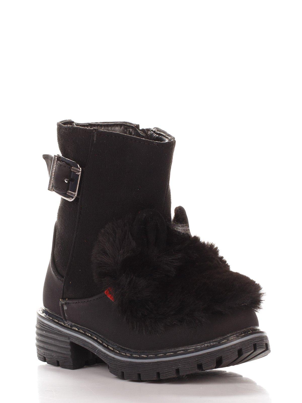 Ботинки черные | 3902933