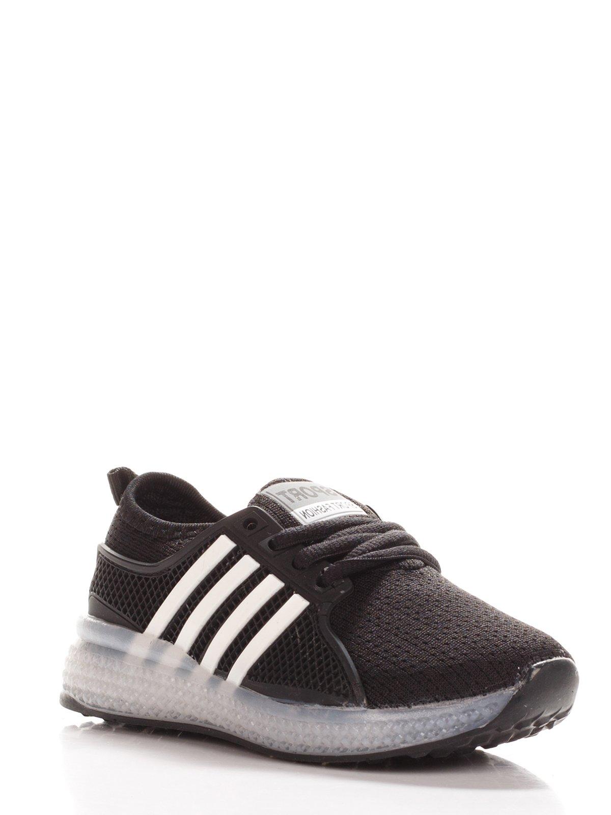 Кроссовки черные | 3902872