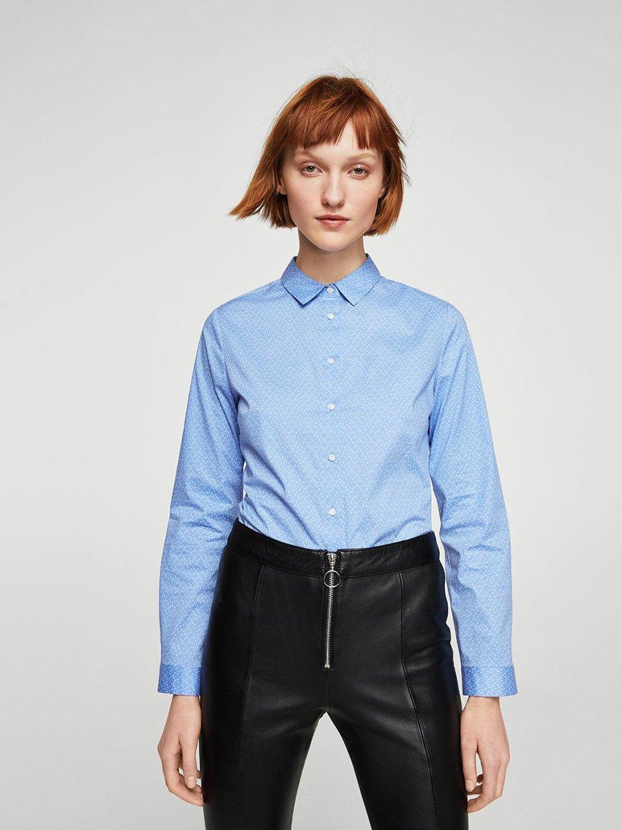 Сорочка блакитна | 3939007
