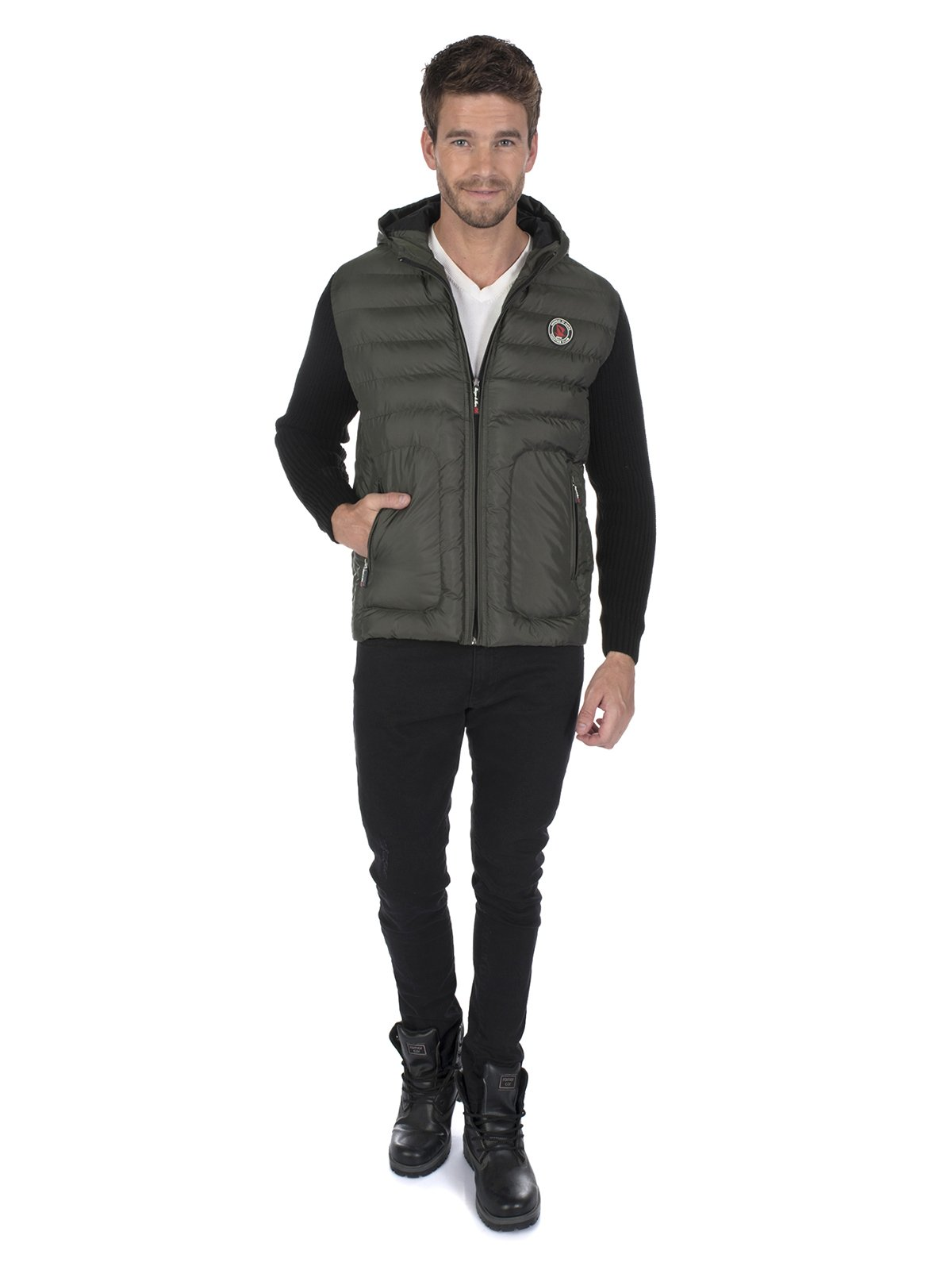 Куртка зеленая   3521414