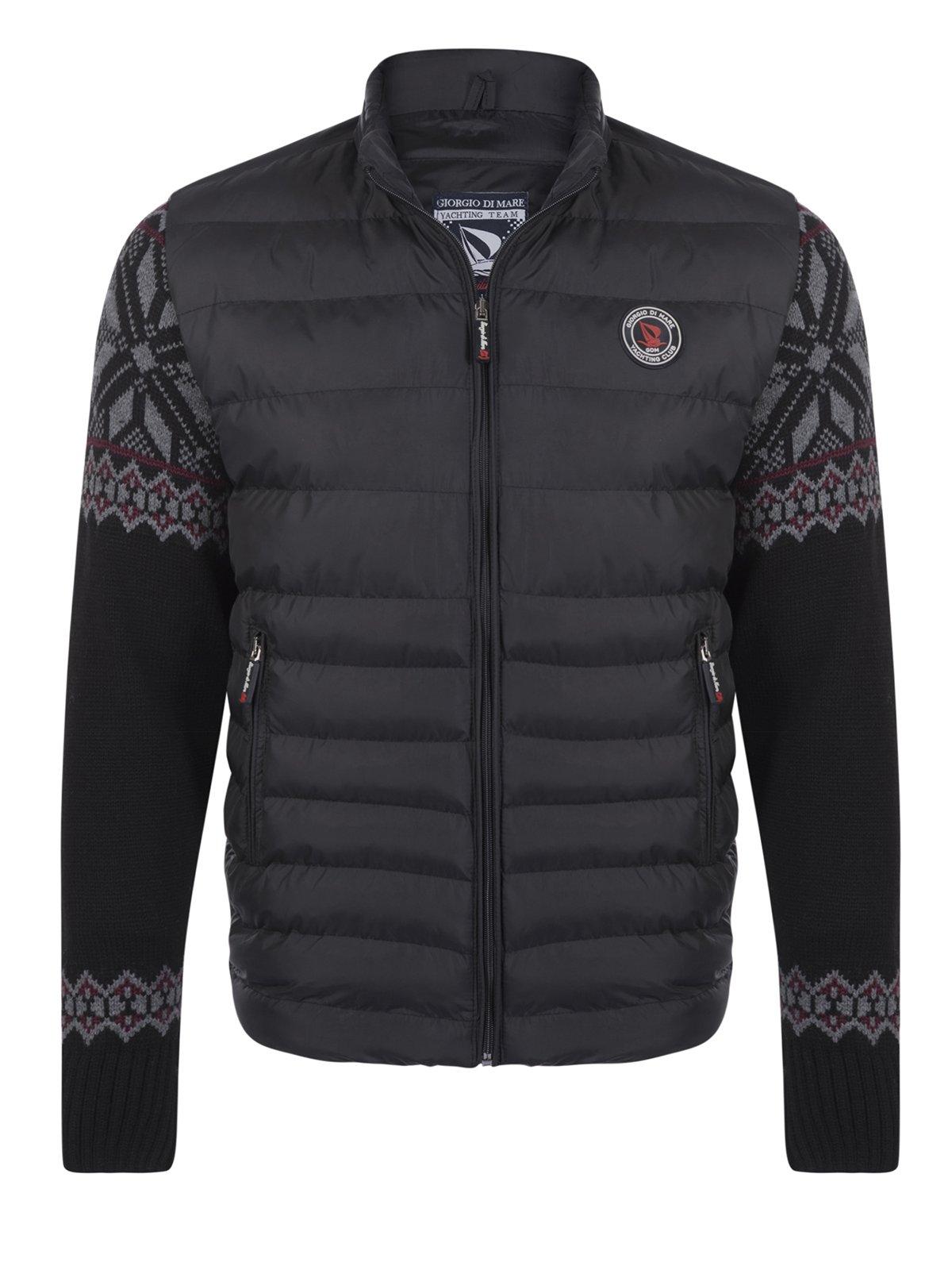 Куртка черная | 3703109