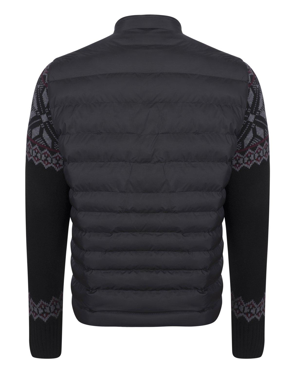 Куртка черная | 3703109 | фото 4