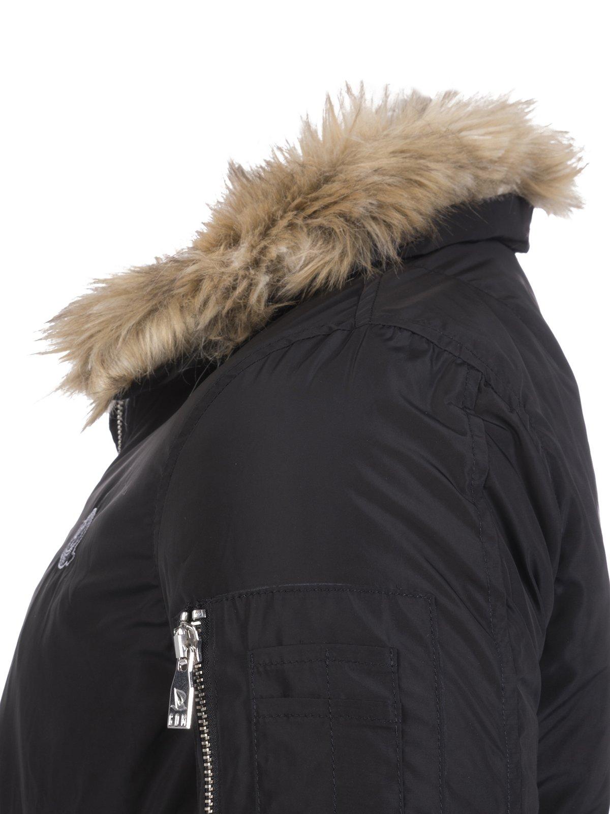 Куртка черная | 3812803 | фото 4