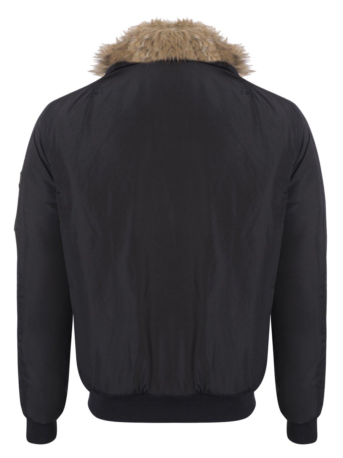 Куртка черная | 3812803 | фото 5