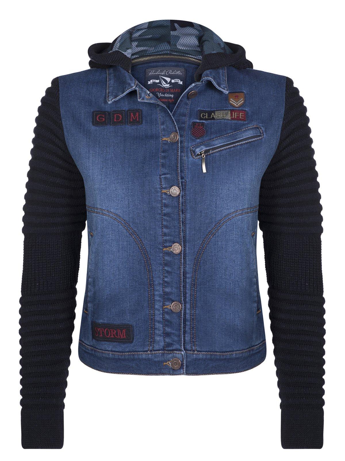 Куртка синяя | 3989507