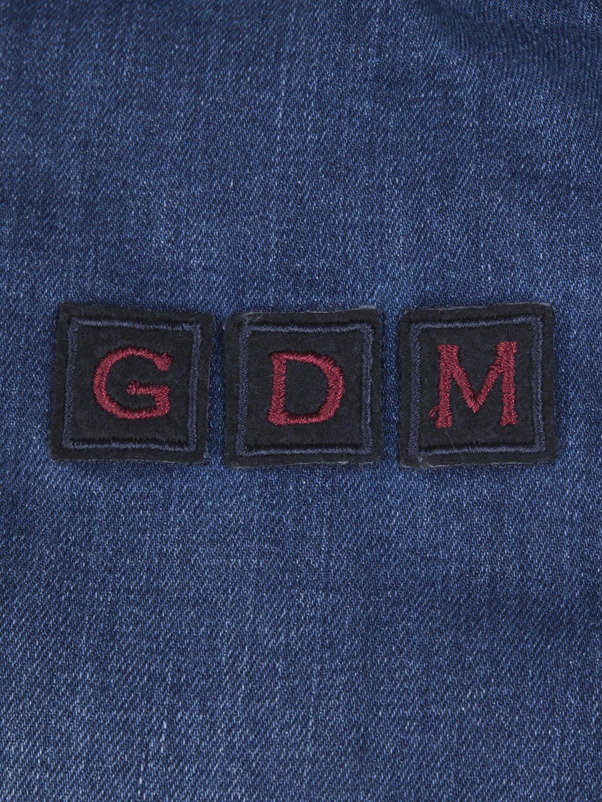 Куртка синяя | 3989507 | фото 3