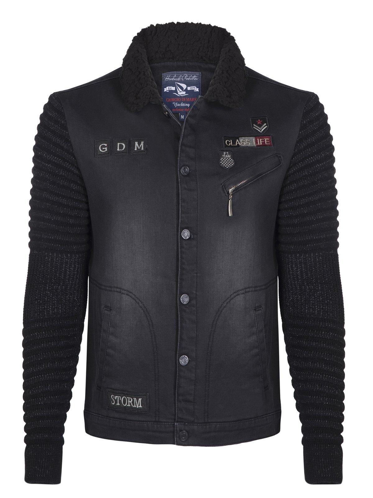 Куртка черная   3989675
