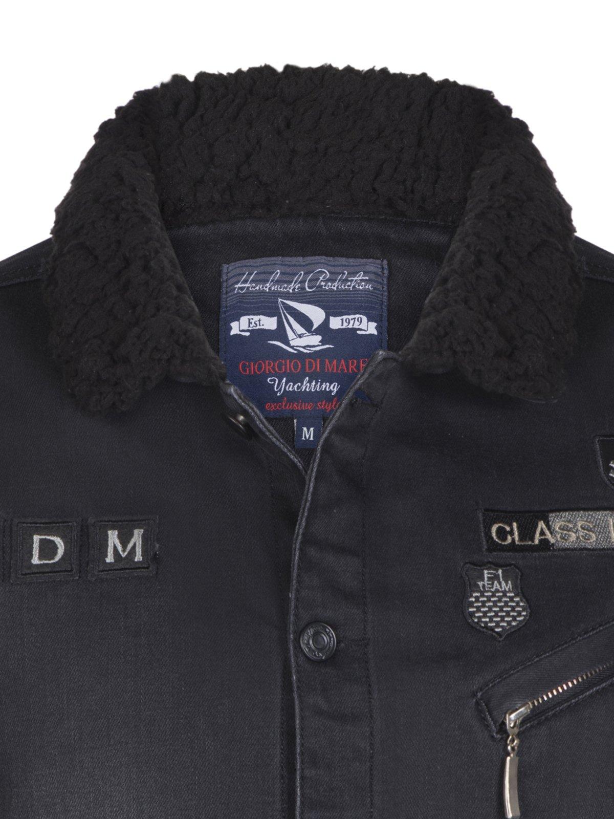 Куртка черная   3989675   фото 2
