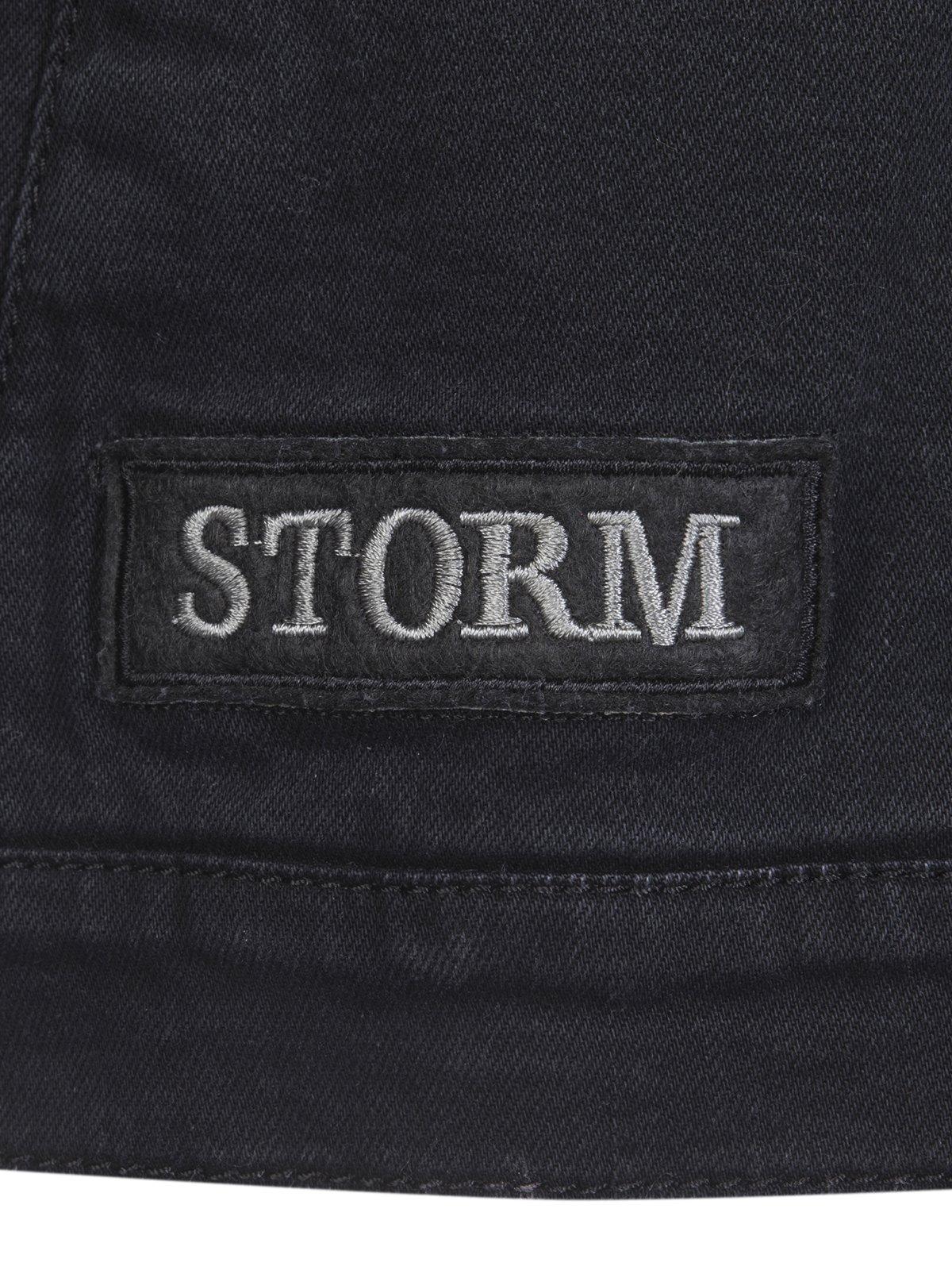 Куртка черная   3989675   фото 4