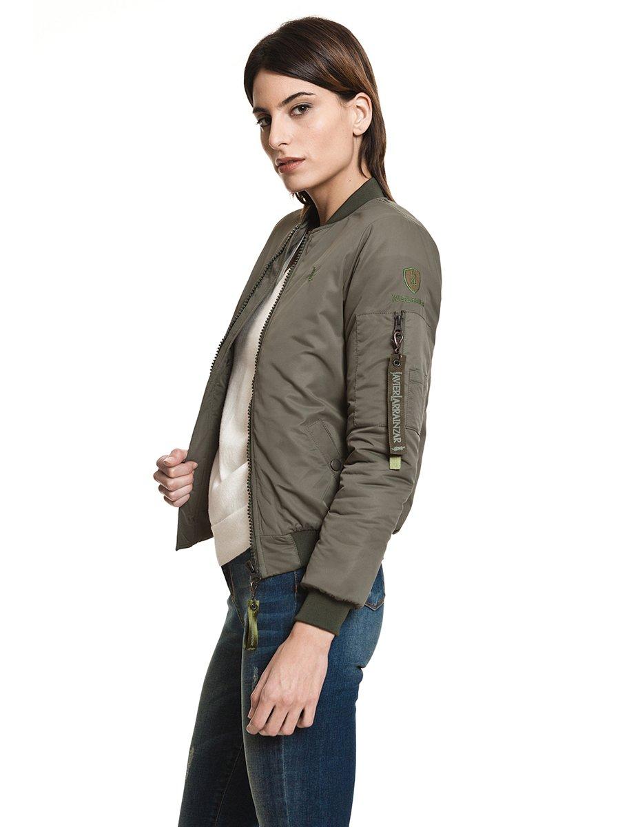 Куртка цвета хаки   3994984   фото 2
