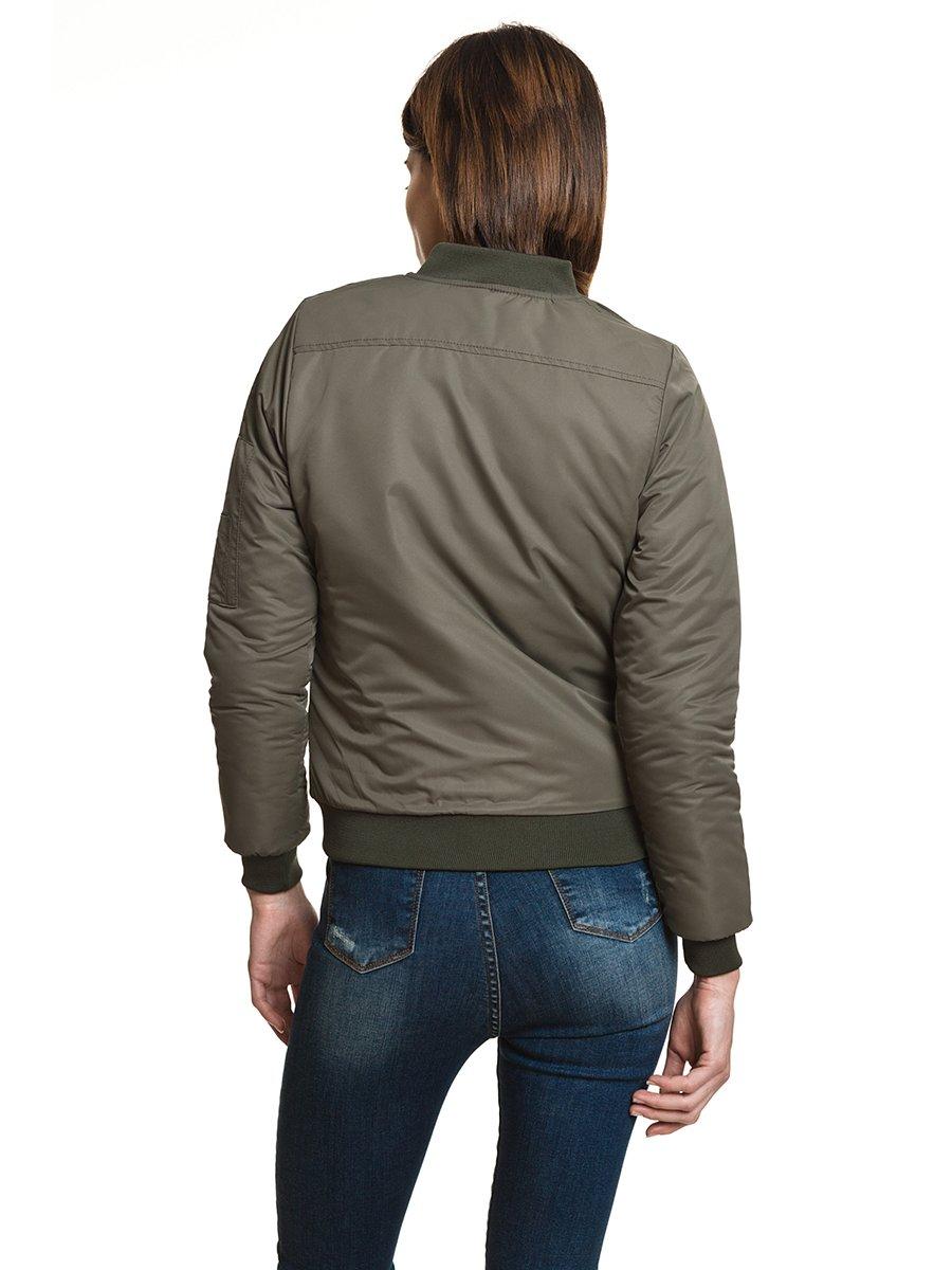 Куртка цвета хаки   3994984   фото 3