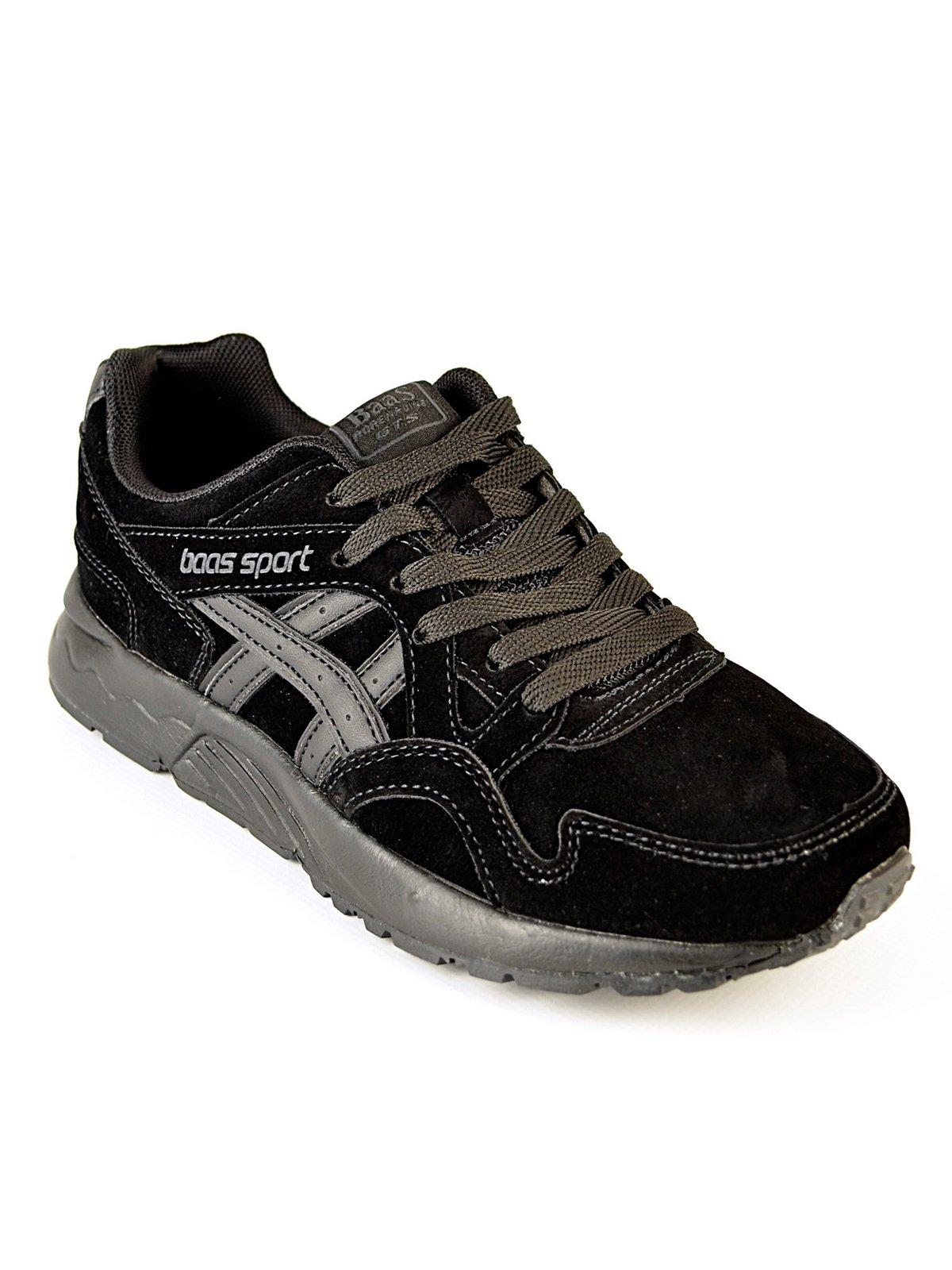 Кроссовки черные   3997161