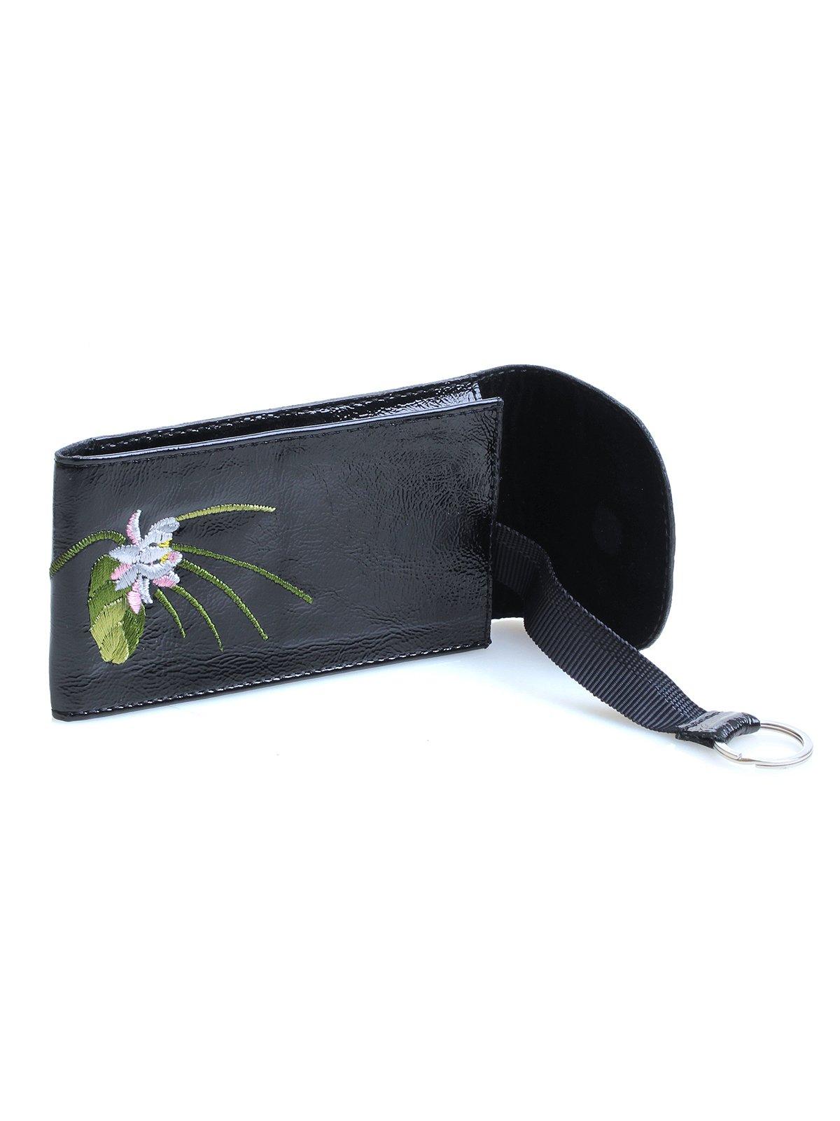 Ключница черная с вышивкой   3997139   фото 5