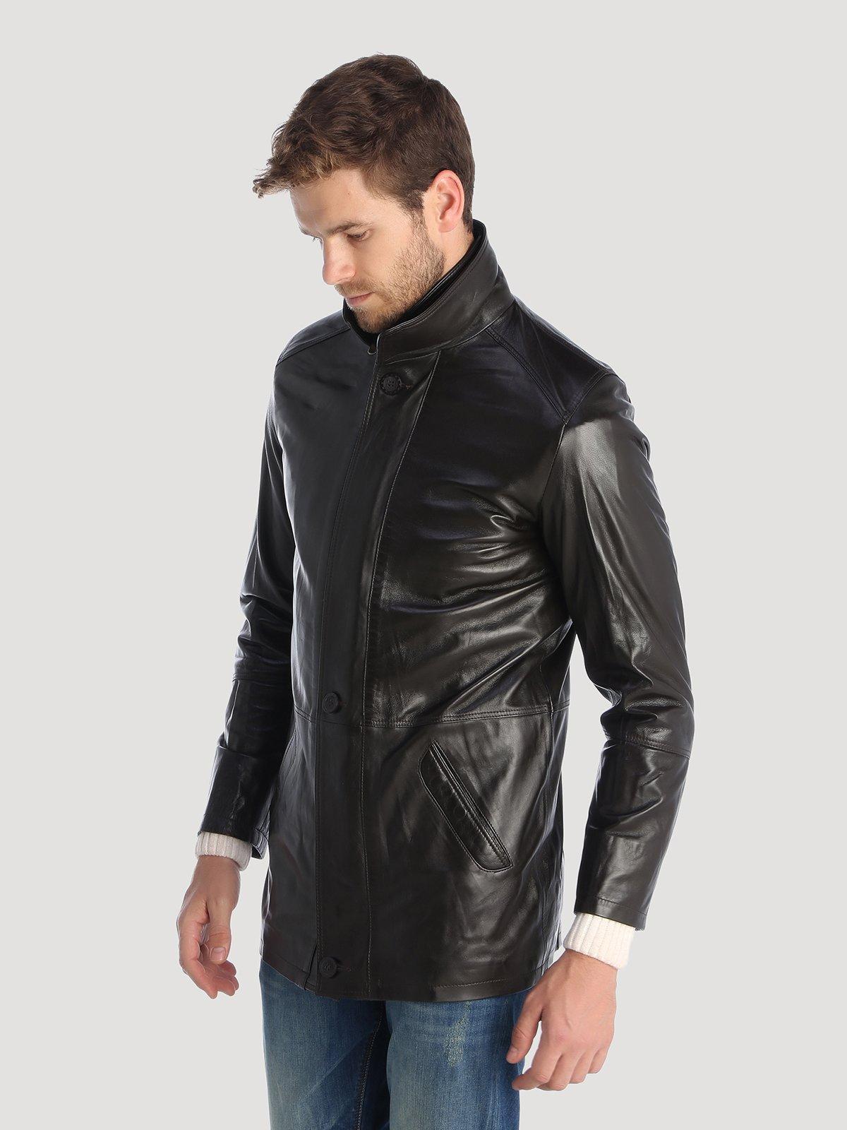 Куртка черная | 3993031 | фото 3