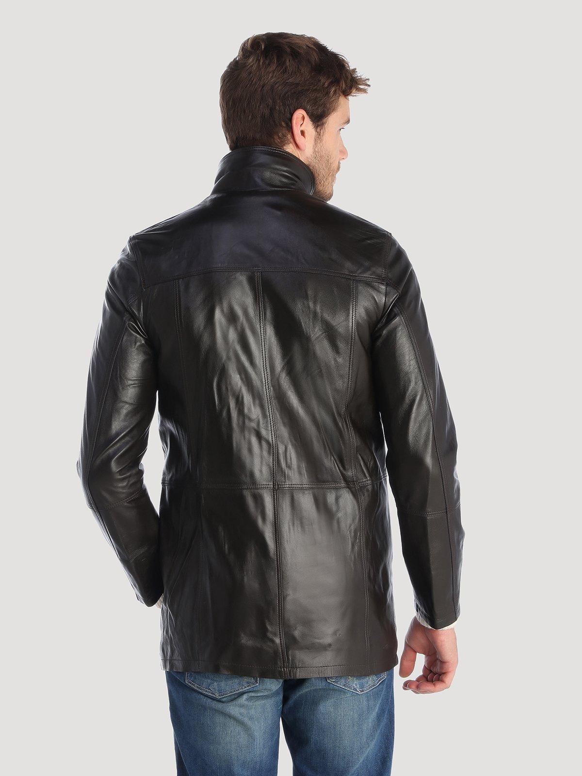 Куртка черная | 3993031 | фото 4