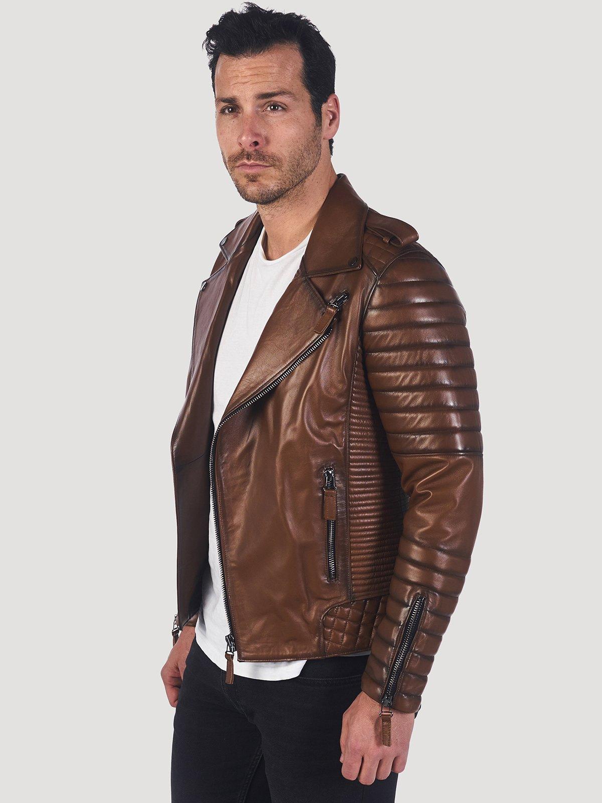 Куртка коричневая | 3993032 | фото 3