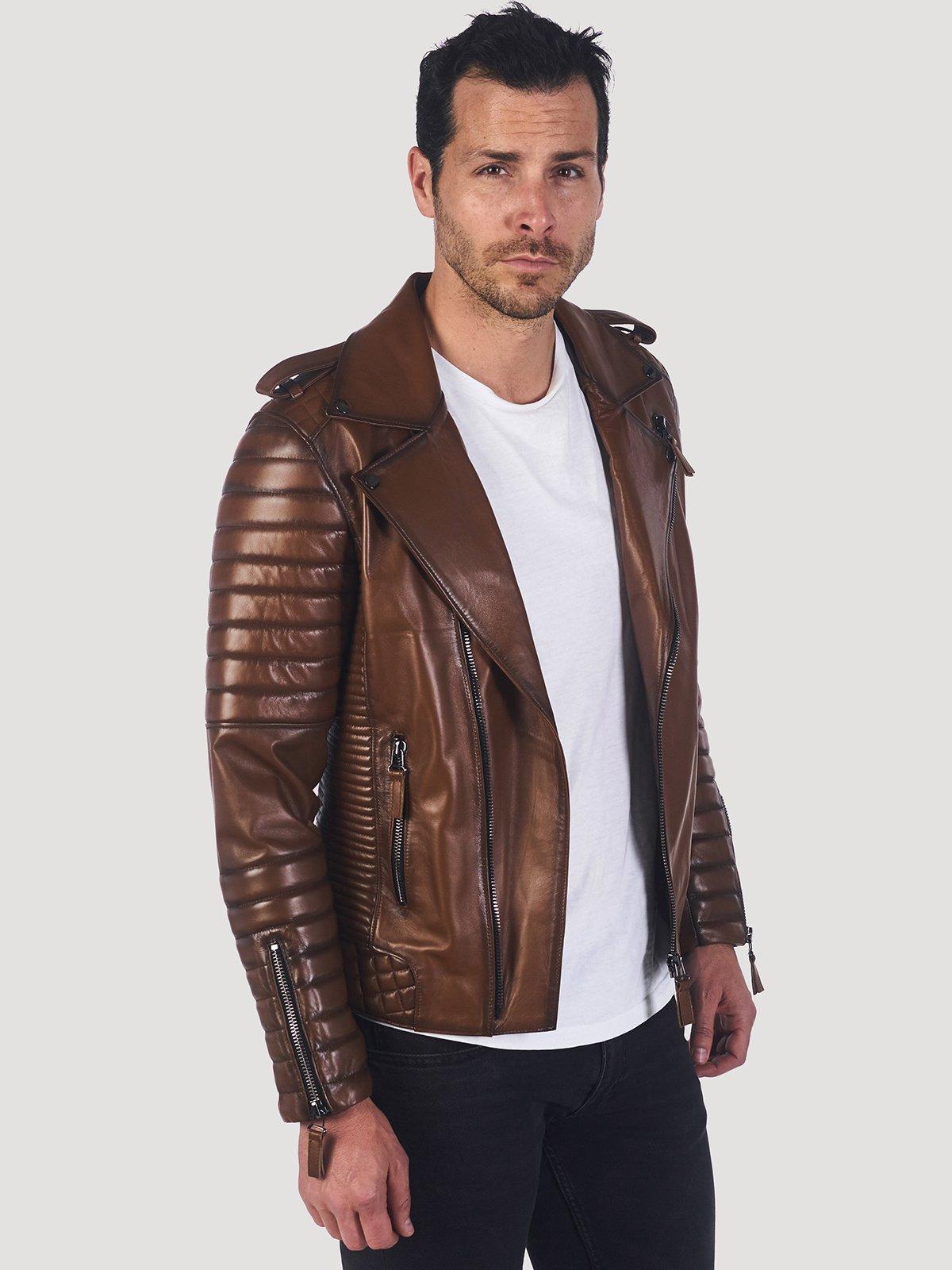Куртка коричневая | 3993032 | фото 4