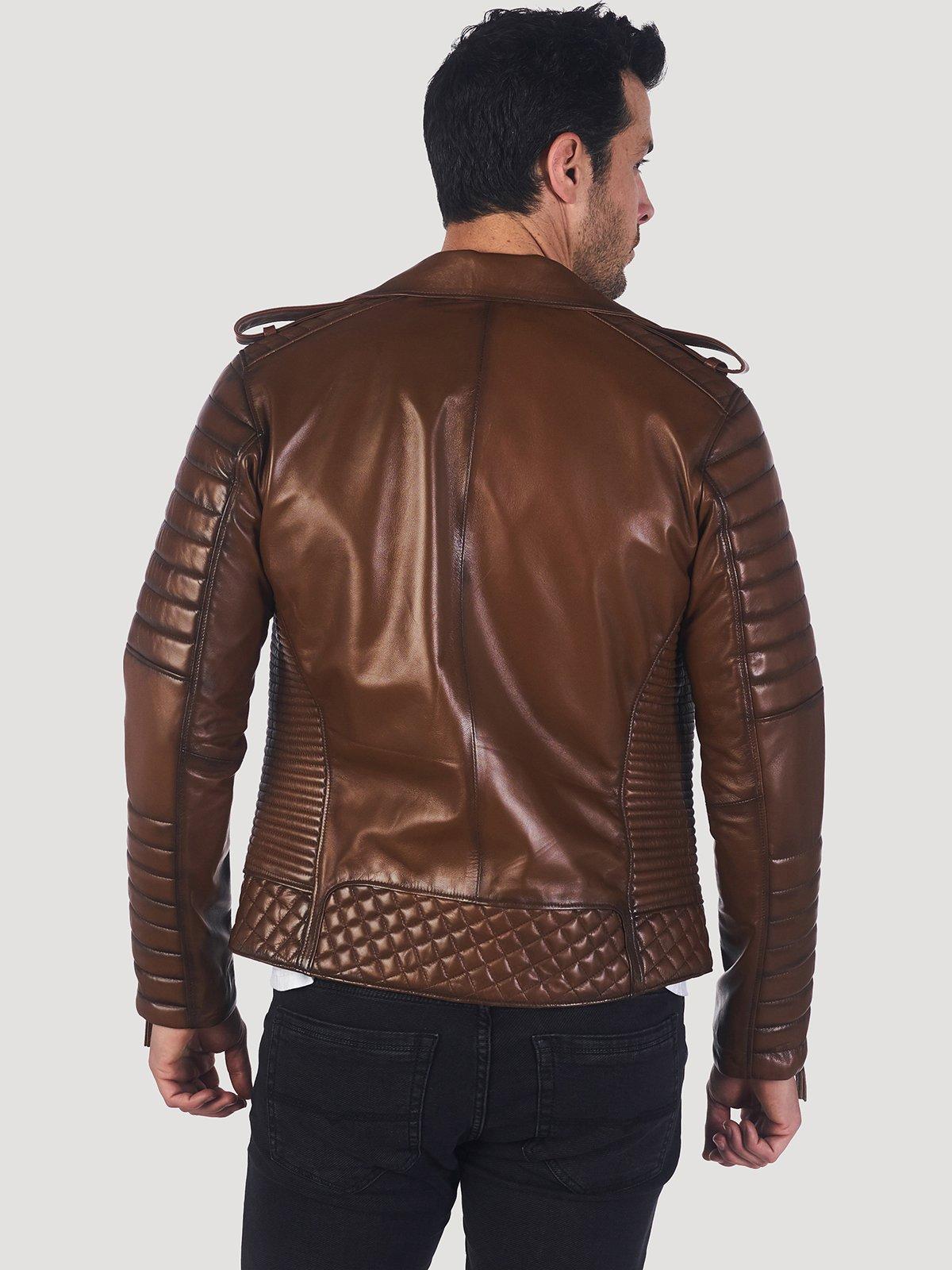 Куртка коричневая | 3993032 | фото 5