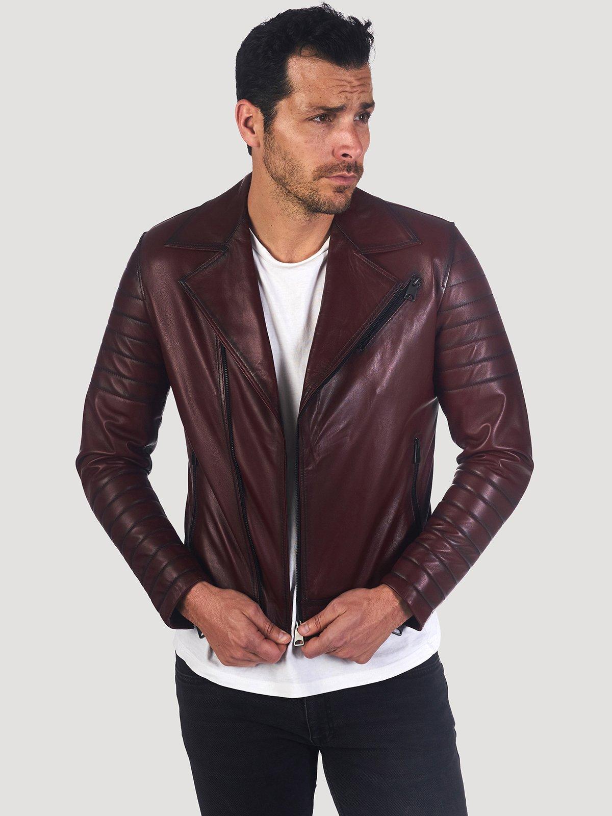 Куртка бордова | 3993042
