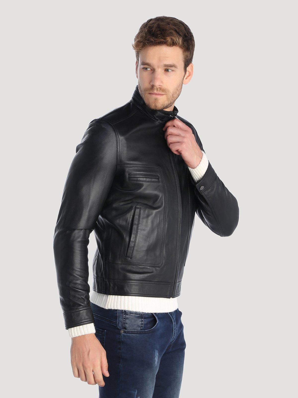 Куртка черная | 3993059 | фото 2