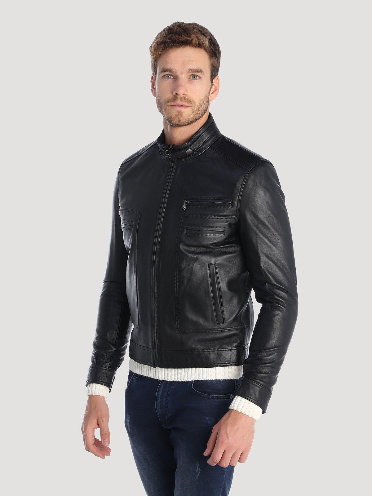 Куртка черная | 3993059 | фото 3