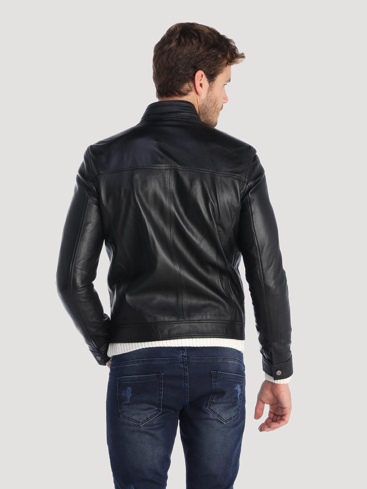 Куртка черная | 3993059 | фото 4