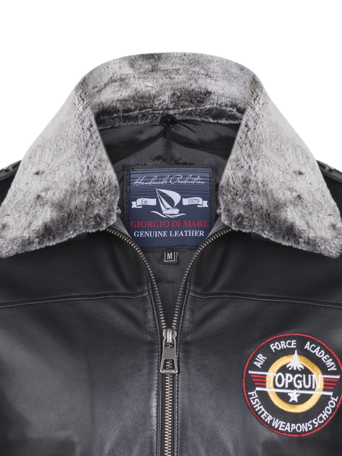 Куртка черная | 3993070 | фото 2