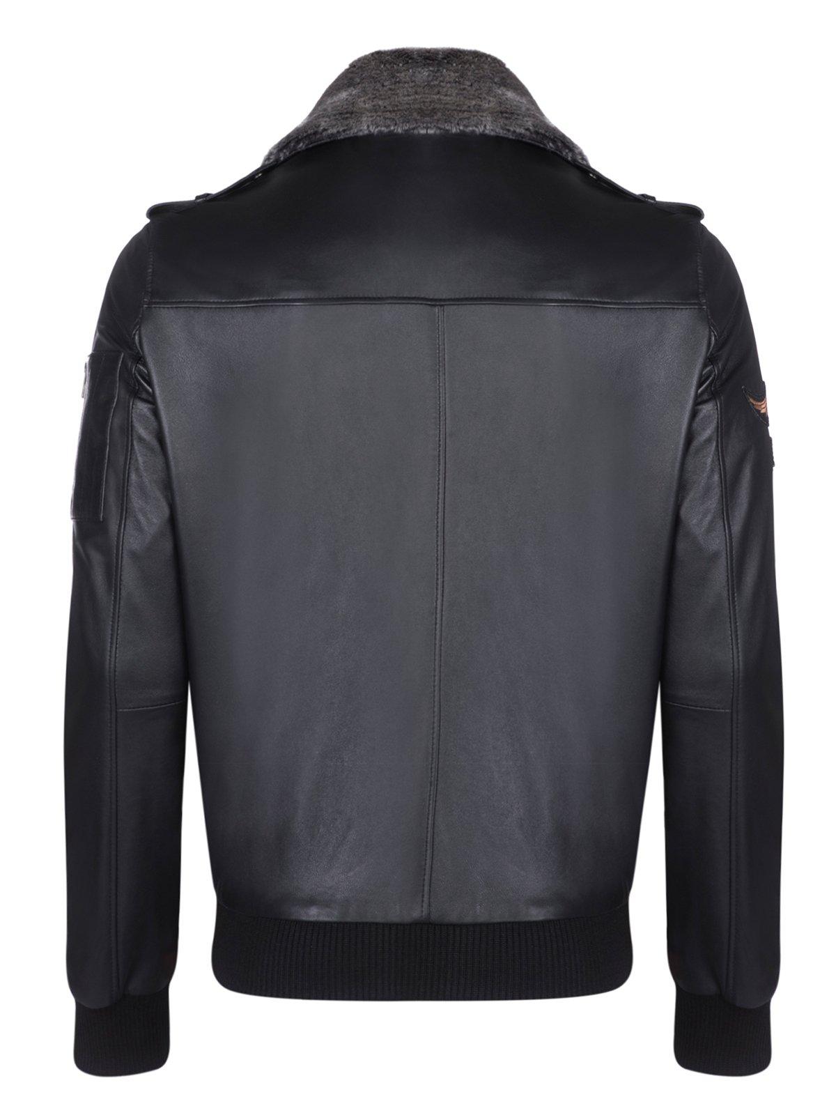 Куртка черная | 3993070 | фото 5
