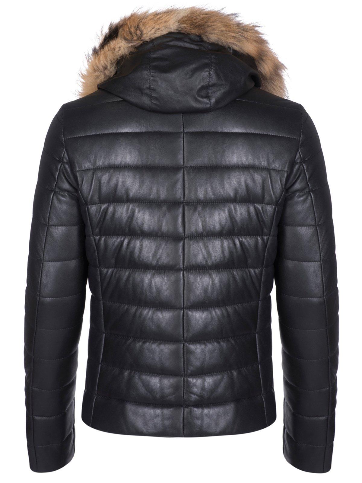Куртка черная | 3993073 | фото 3