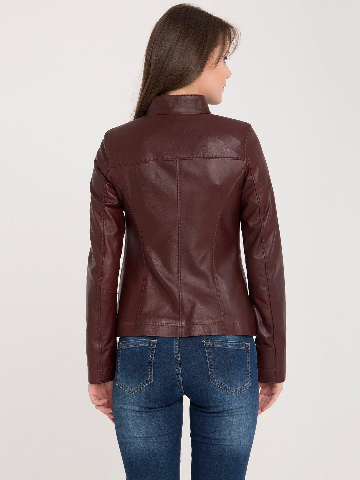 Куртка бордовая   3993154   фото 5