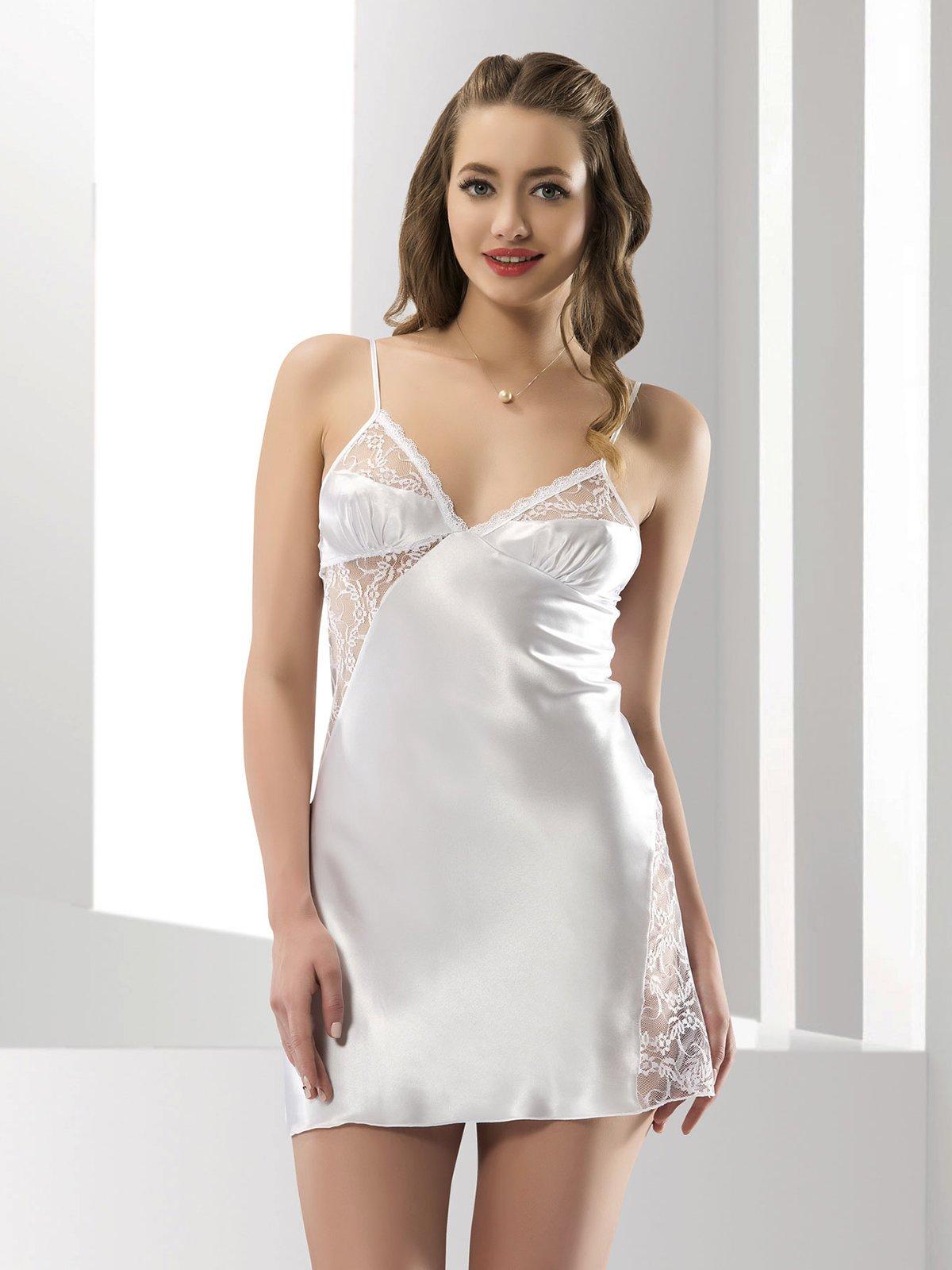 Сорочка нічна біла — Primoda f08c4ebc3152b