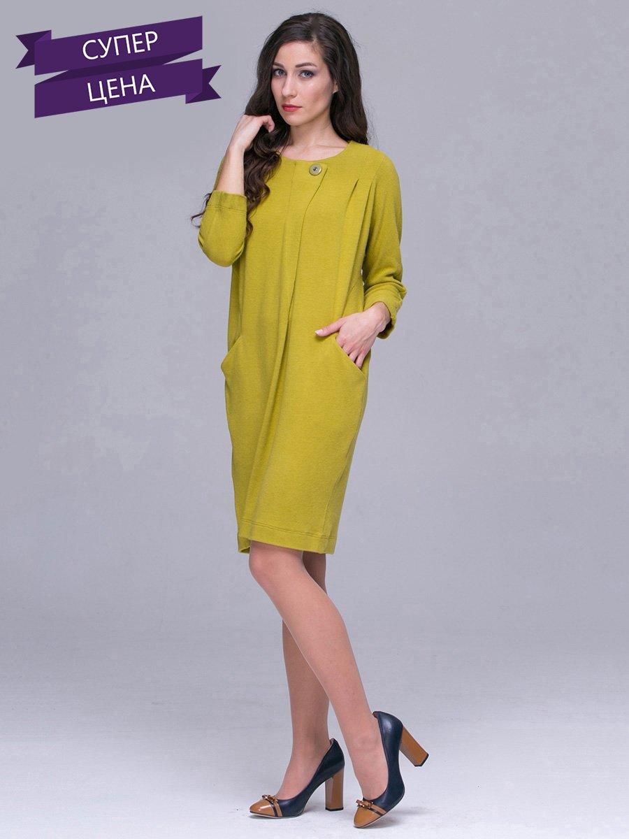 Платье салатового цвета | 5327065