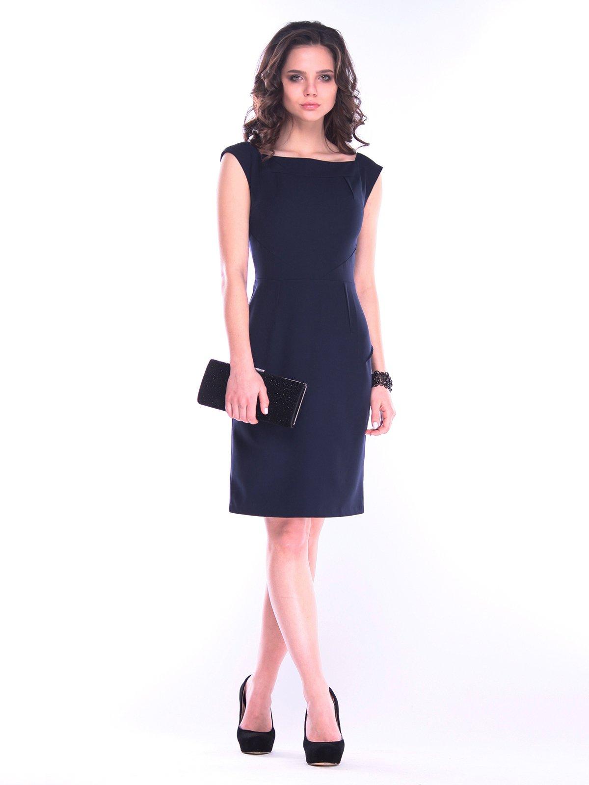 Сукня темно-синя | 3172739
