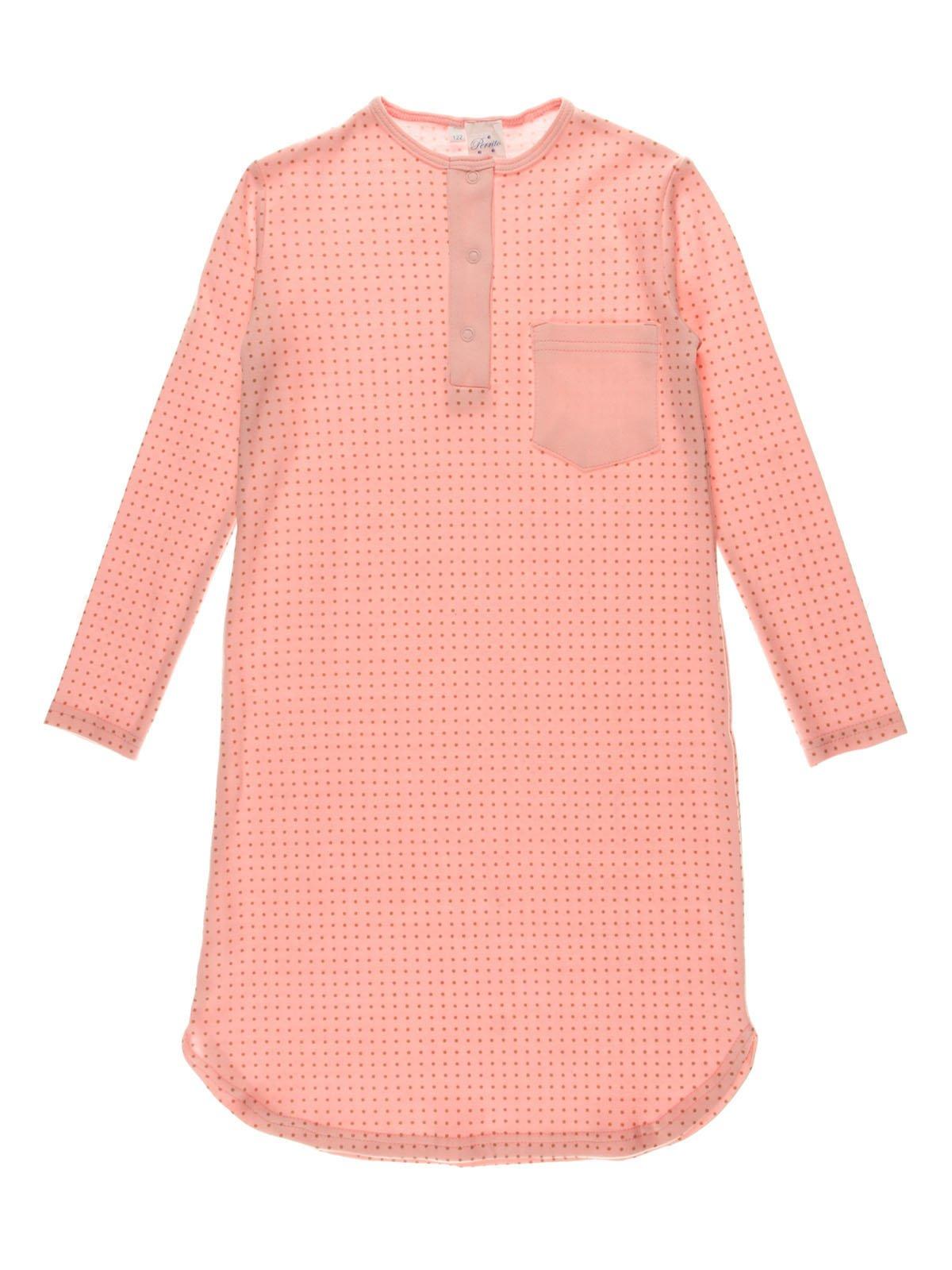 Сорочка нічна рожева | 4015369